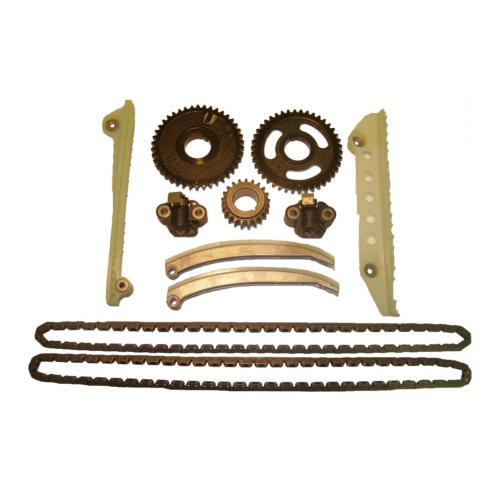 Cloyes 9-0387SG Timing Chain Set, Camshaft Drive Kit, Steel, Ford Modular, Kit