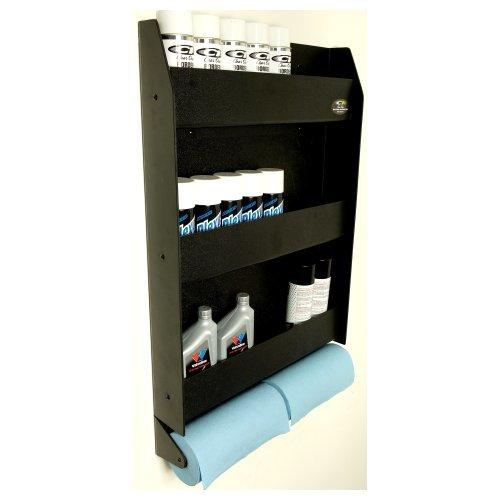 Door Cabinet w/Paper Towel Rack