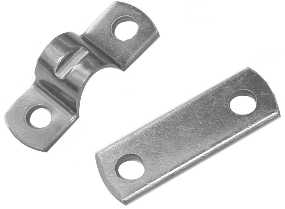 Clamp & Shim For Cable