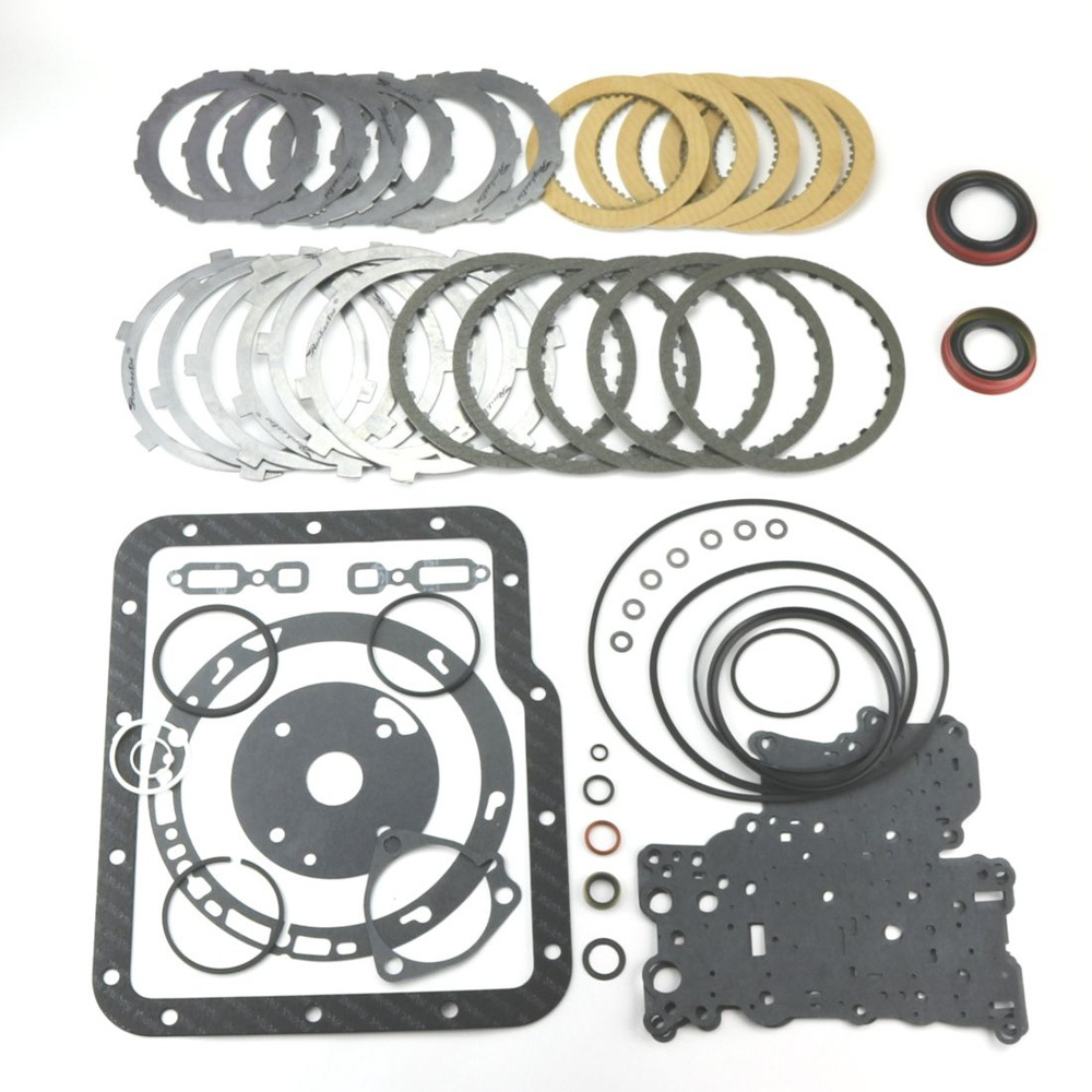 Coan 12107 Transmission Rebuild Kit, Automatic, Master Overhaul, Clutches / Steels / Gaskets / Seals, Powerglide, Kit