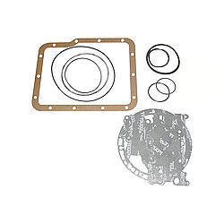 Coan 12121 Transmission Gasket, Gasket / Seal Overhaul, Composite, Powerglide, Kit