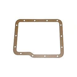 Coan 12151 Transmission Pan Gasket, Perm-Align, 3/16 in Thick, Rubber, Powerglide, Pair