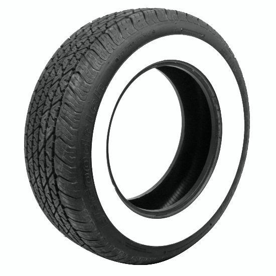 P215/70R15 BFG SLVTN Radial 2-1/2in WW Tire
