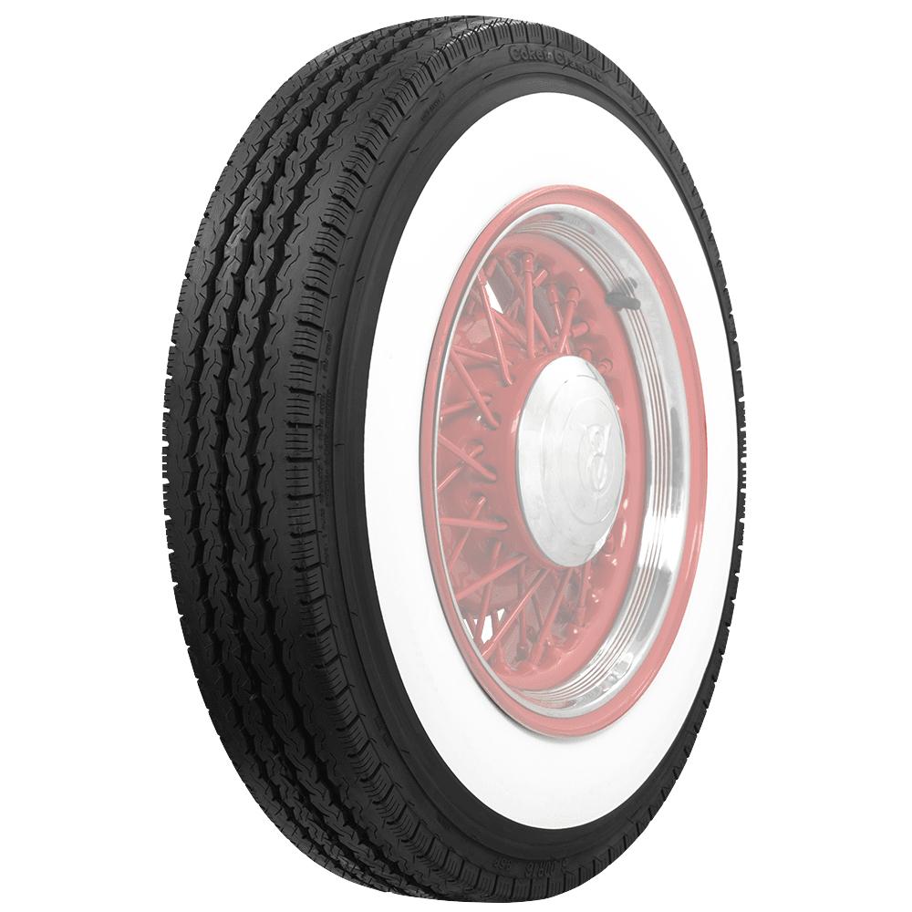 650R16 Coker 3-1/4in WW Tire