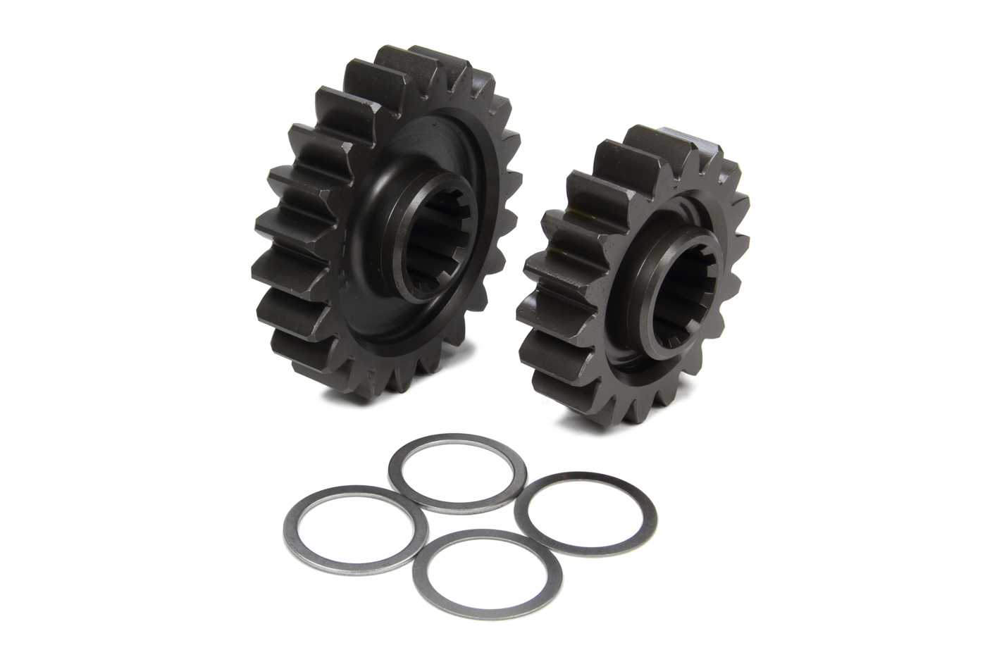 Coleman Machine 207-11 Quick Change Gear Set, Pro-Lite, Set 11, 10 Spline, 4.11 Ratios 5.03 / 3.36, 4.86 Ratios 5.94 / 3.97, Steel, Each