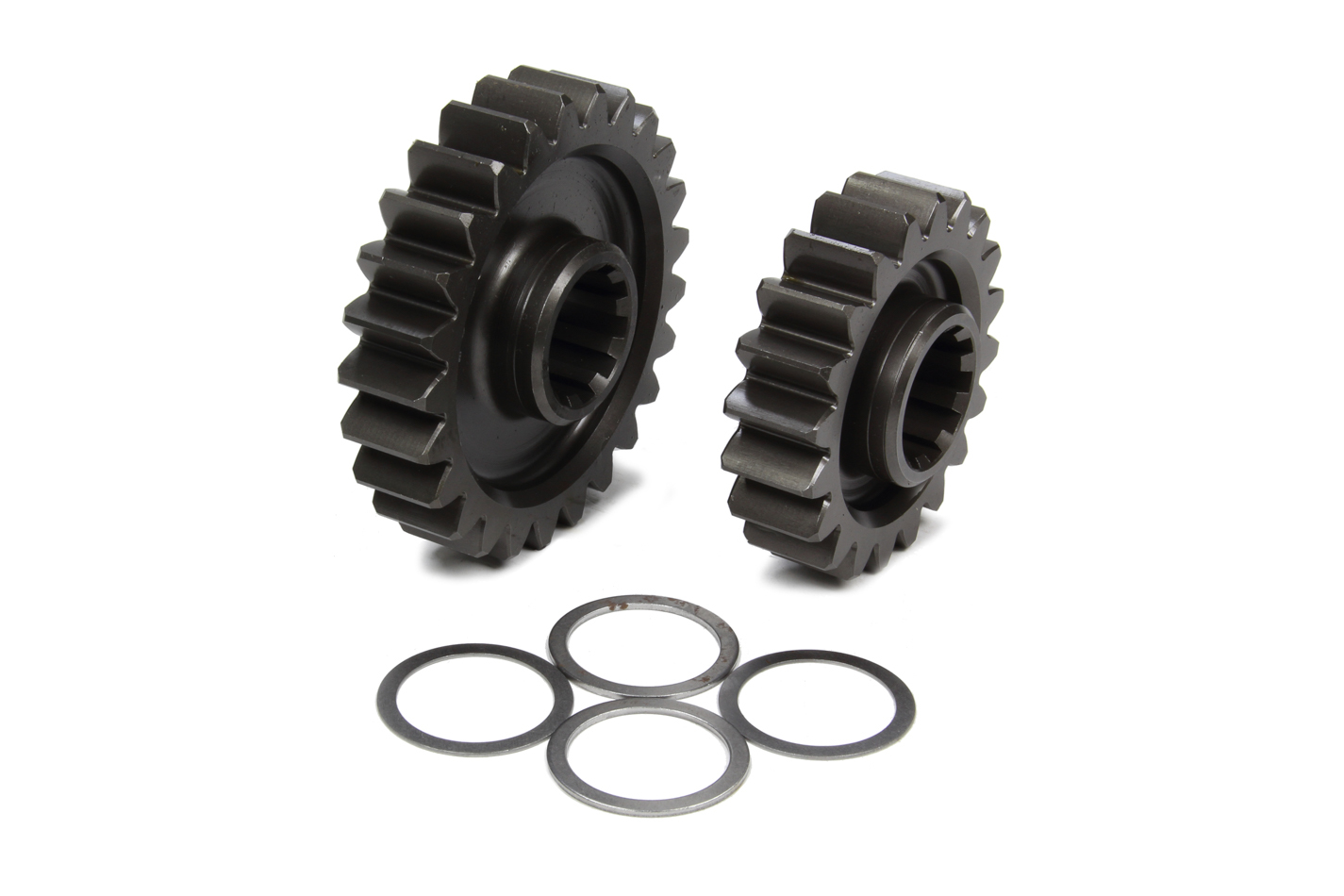 Coleman Machine 207-13 Quick Change Gear Set, Pro-Lite, Set 13, 10 Spline, 4.11 Ratios 5.14 / 3.28, 4.86 Ratios 6.07 / 3.89, Steel, Each