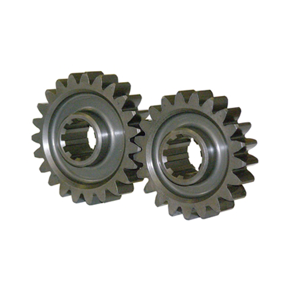 Coleman Machine 207-25 Quick Change Gear Set, Pro-Lite, Set 25, 10 Spline, 4.11 Ratio 4.52 / 3.74, 4.86 Ratio 5.35 / 4.42, Steel, Each