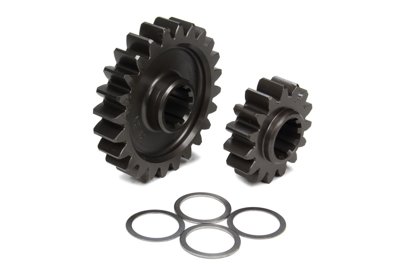 Coleman Machine 207-29 Quick Change Gear Set, Pro-Lite, Set 29, 10 Spline, 4.11 Ratio 6.58 / 2.57, 4.86 Ratio 7.77 / 3.04, Steel, Each
