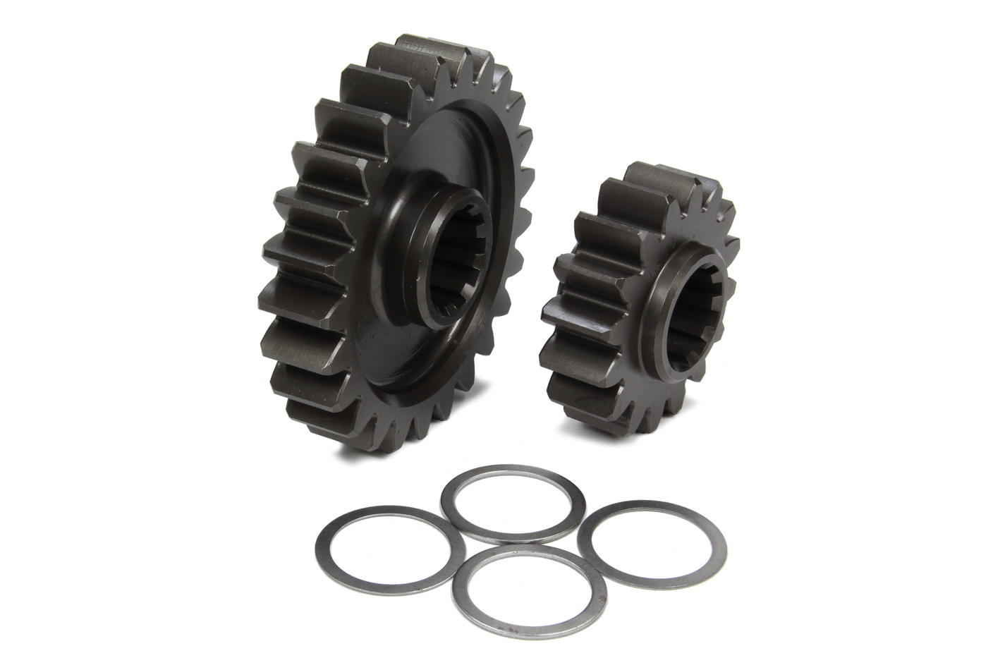 Coleman Machine 207-43 Quick Change Gear Set, Pro-Lite, Set 43, 10 Spline, 4.11 Ratio 6.42 / 2.63, 4.86 Ratio 7.59 / 3.11, Steel, Each