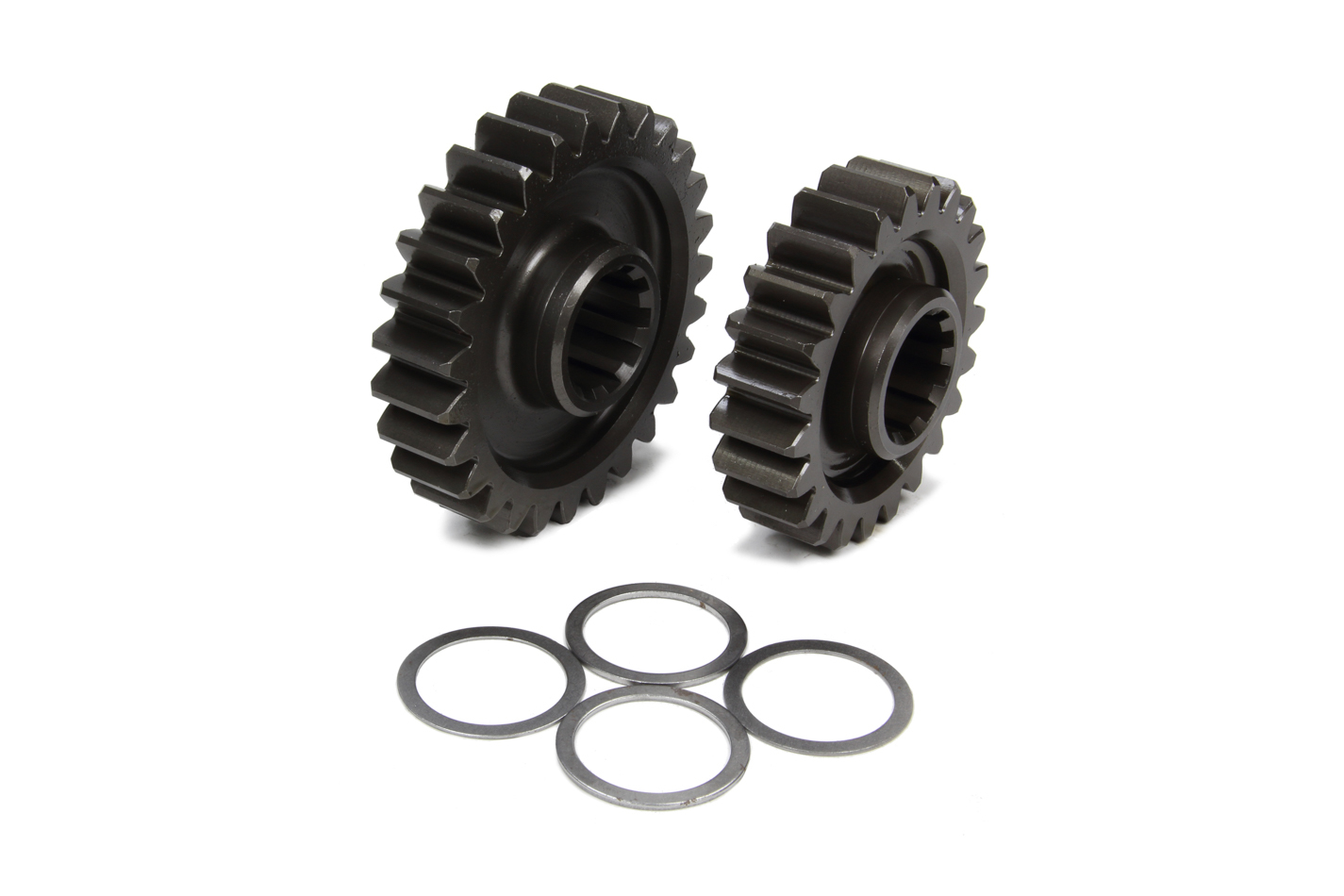 Coleman Machine 207-8C Quick Change Gear Set, Pro-Lite, Set 8C, 10 Spline, 4.11 Ratio 4.83 / 3.50, 4.86 Ratio 5.70 / 4.14, Steel, Each