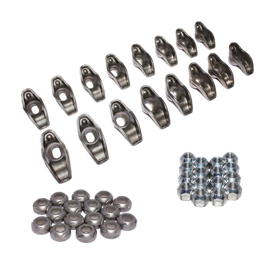BBC Hi-Energy Rocker Arm 7/16 Stud/1.7 Ratio