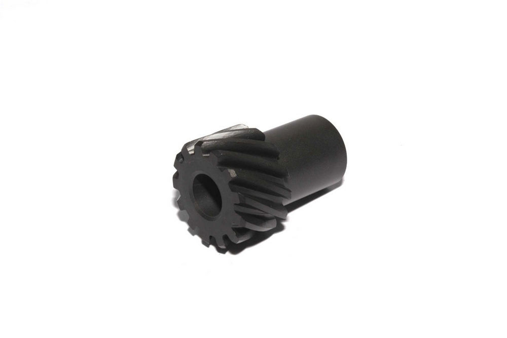 Comp Cams 12146 Distributor Gear, 0.491 in Shaft, 0.006 Oversized, Carbon Ultra-Poly Composite, Chevy V8, Each
