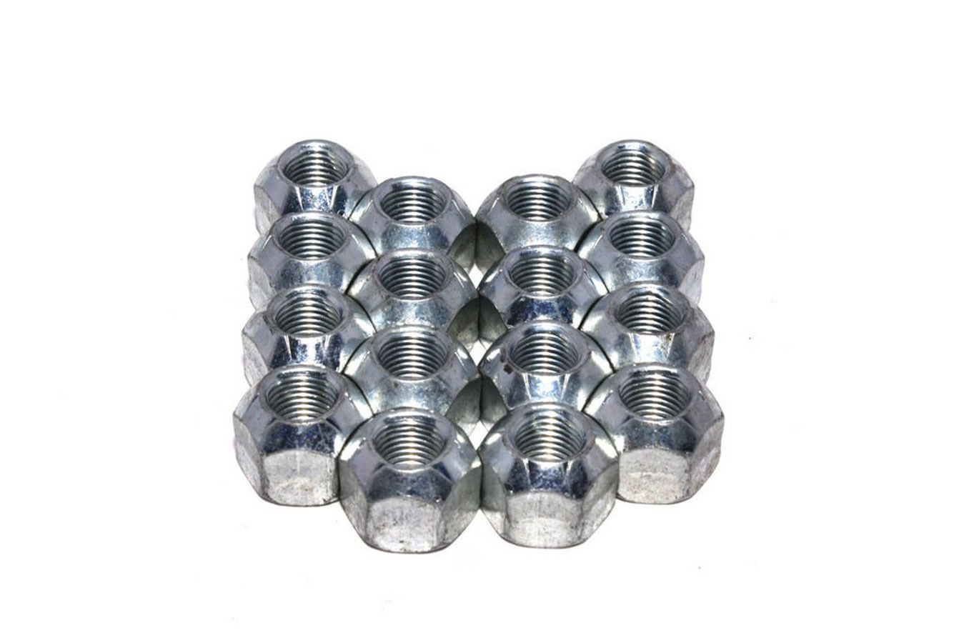 Comp Cams 1401N-16 Rocker Arm Nut, Magnum, 7/16-20 in Thread, Steel, Zinc Oxide, Set of 16