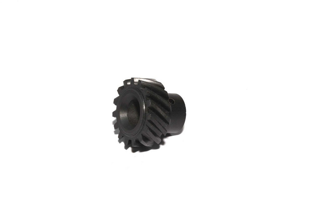 Comp Cams 35100 Distributor Gear, 0.530 in Shaft, Carbon Ultra-Poly Composite, Small Block Ford, Each