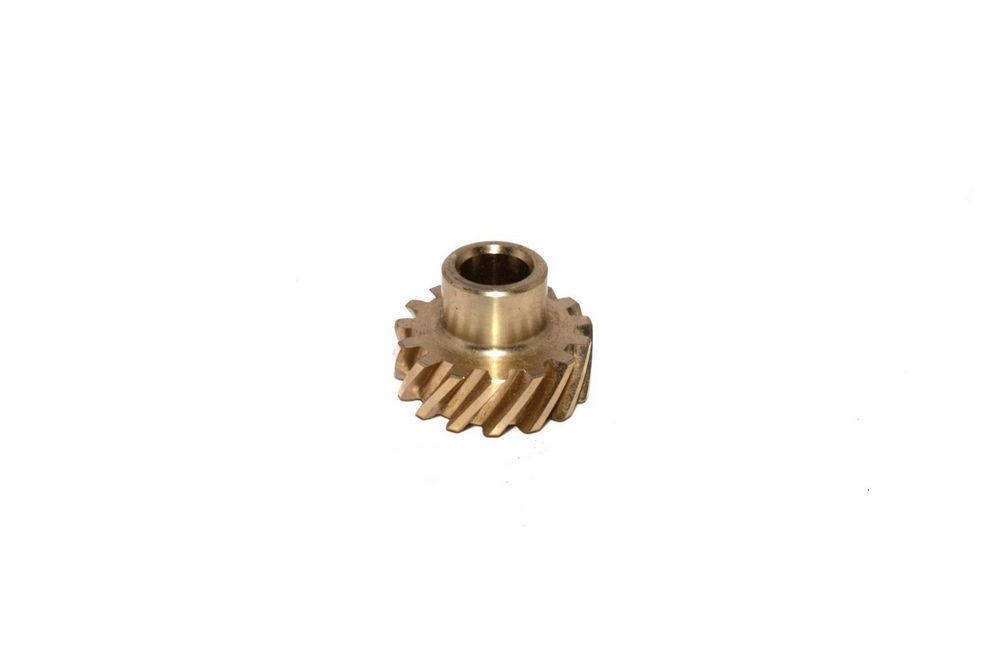 Comp Cams 433 Distributor Gear, 0.467 in Shaft, Bronze, Ford FE-Series, Each