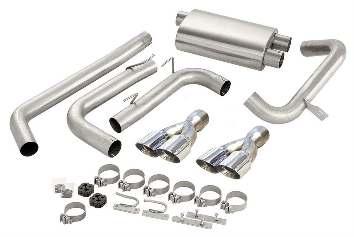 98-02 Camaro 5.7L Cat Back Exhaust System