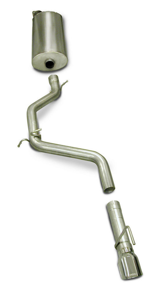 05-09 Grand Cherokee 5.7L Cat Back Exhaust