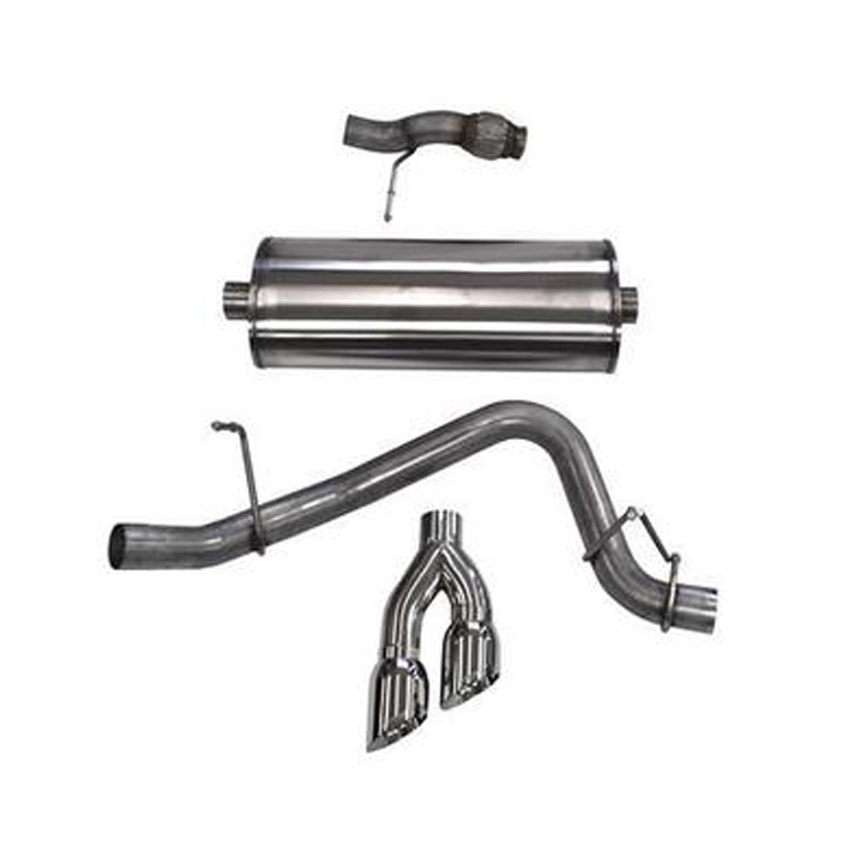 15-   Tahoe/Yukon 5.3L Cat Back Exhaust Kit
