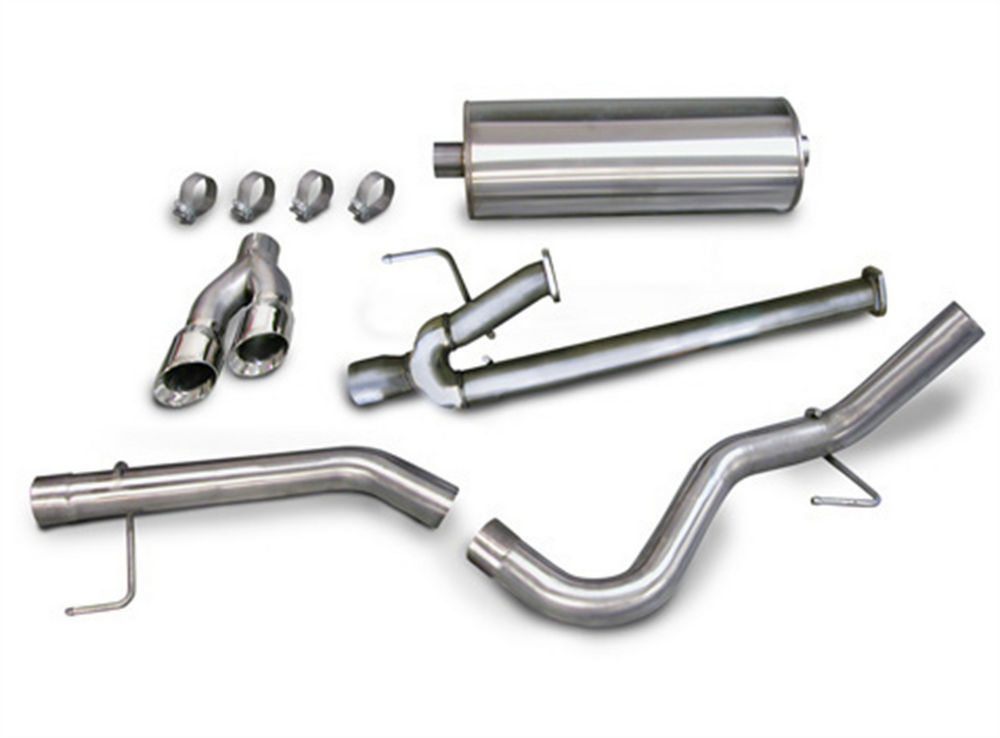 11-   Toyota Tundra 5.7L Cat Back Exhaust Kit
