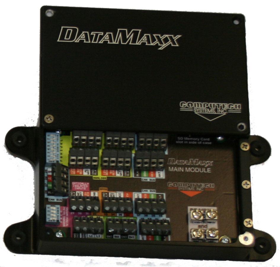Datamaxx - Data Logger Main Module