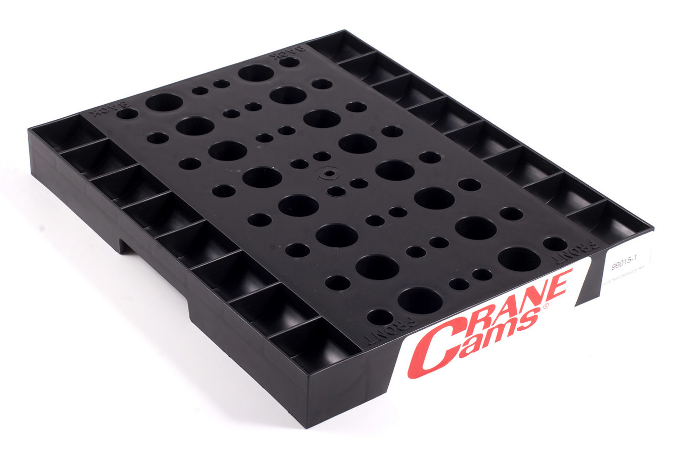 Crane 99015-1 Valvetrain Organizer, Rocker Arms / Pushrods / Lifters / Adjusting Nuts, Plastic, Each