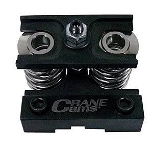 Crane 99475-1 Valve Spring Compressor, Head-On, Shaft Mount, Steel, Black Oxide, L92 / LS3, Small Block Chevy / GM LS-Series, Kit