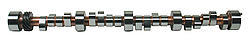 Crower 00355 Camshaft, Compu-Pro, Mechanical Flat Tappet, Lift 0.503 / 0.518 in, Duration 276 / 282, 105 LSA, 2500 / 6500 RPM, Small Block Chevy, Each