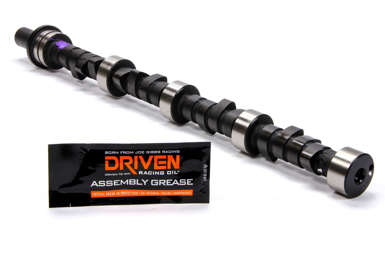 Crower 50230 Camshaft, Power Compu-Pro, Hydraulic Flat Tappet, Lift 0.446 / 0.451 in, Duration 260 / 266, 112 LSA, 1500 / 4000 RPM, Small Block Buick / Rover V8, Each