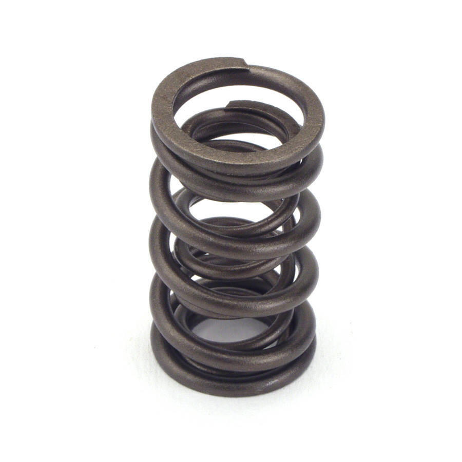 Crower 68106X208-8 Valve Spring, Dual Spring / Damper, 285 lb/in Spring Rate, 0.910 in Coil Bind, 1.400 in OD, Set of 8