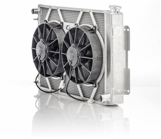 Radiator Module 67-69 F- Body LS1 w/Trans Cooler