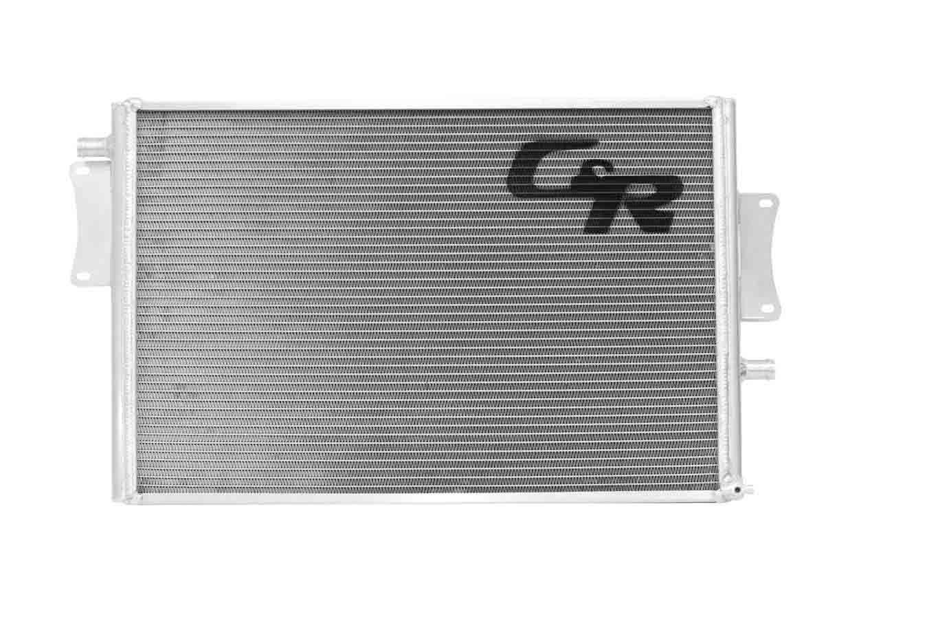 C & R Racing Radiators 56-00011 Heat Exchanger, Intercooler, 42 mm Core, Aluminum, Natural, Manual Transmission, ZL1, Chevy Camaro 2013-15, Each