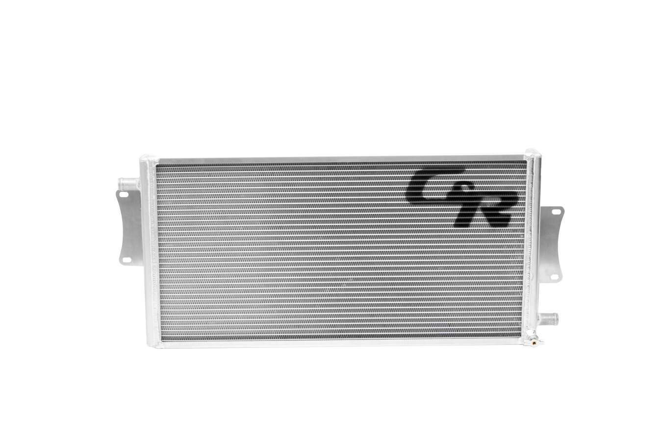 C & R Racing Radiators 56-00013 Heat Exchanger, Intercooler, 42 mm Core, Aluminum, Natural, Automatic Transmission, ZL1, Chevy Camaro 2013, Each