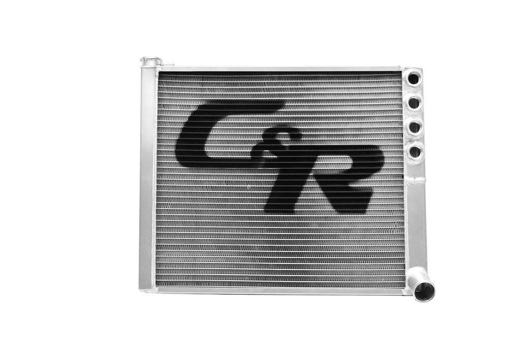 Radiator Sprint 20.47 x 17 Crossflow Open