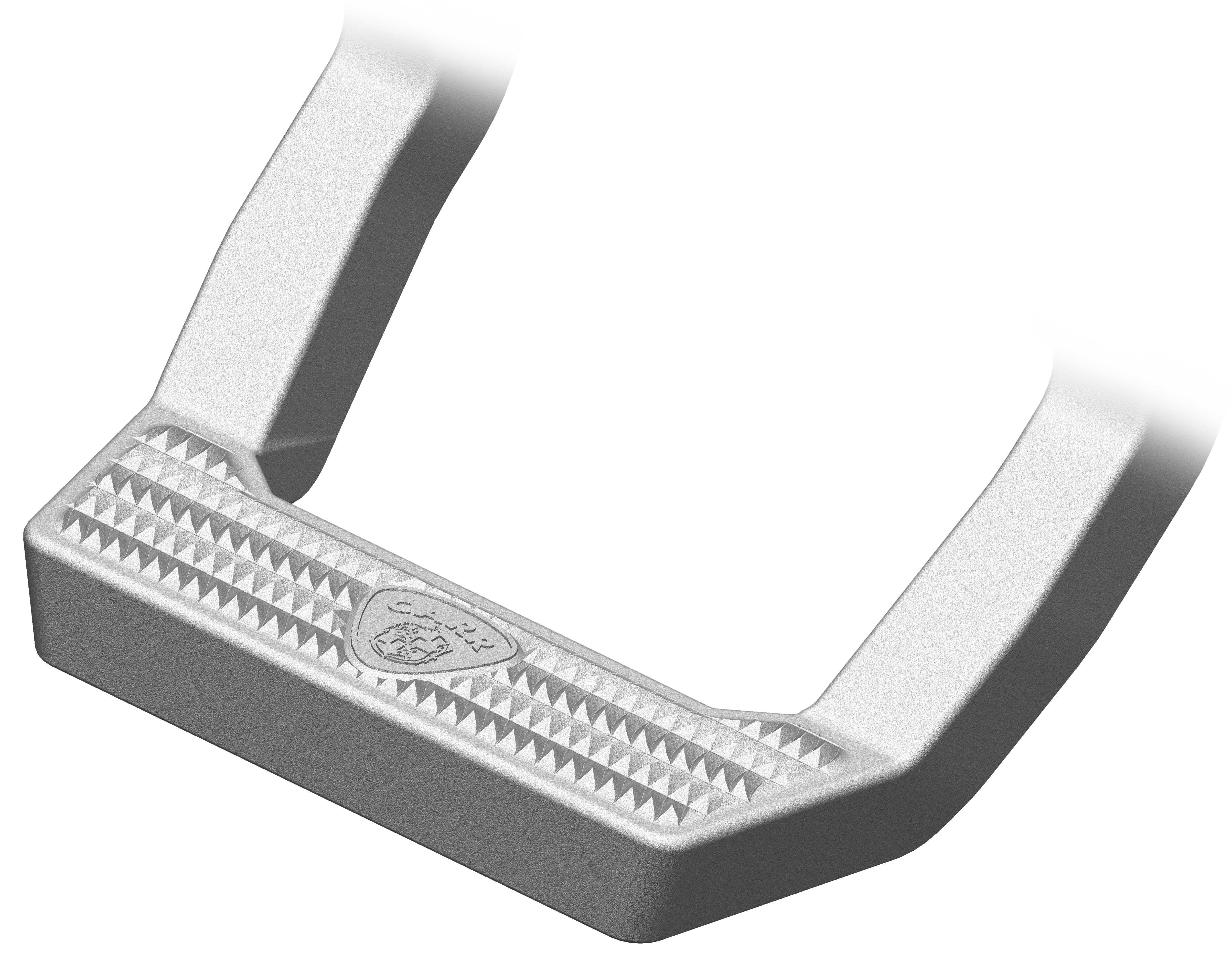 LD Steps XP4 Titanium Silver Pair