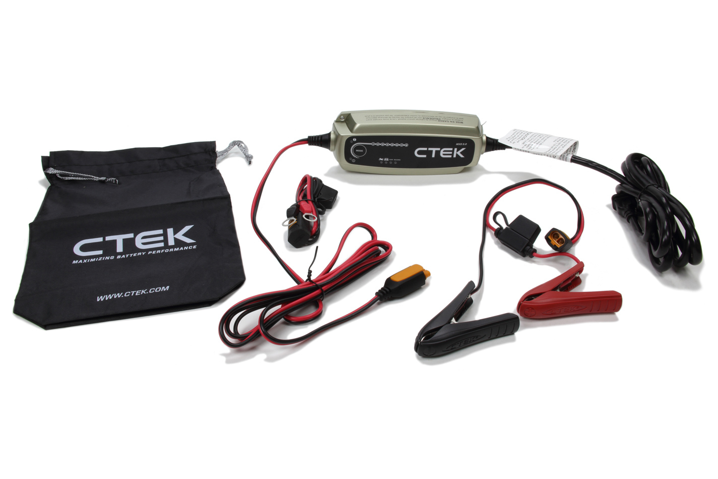 Battery Charger  12V MXS 5.0