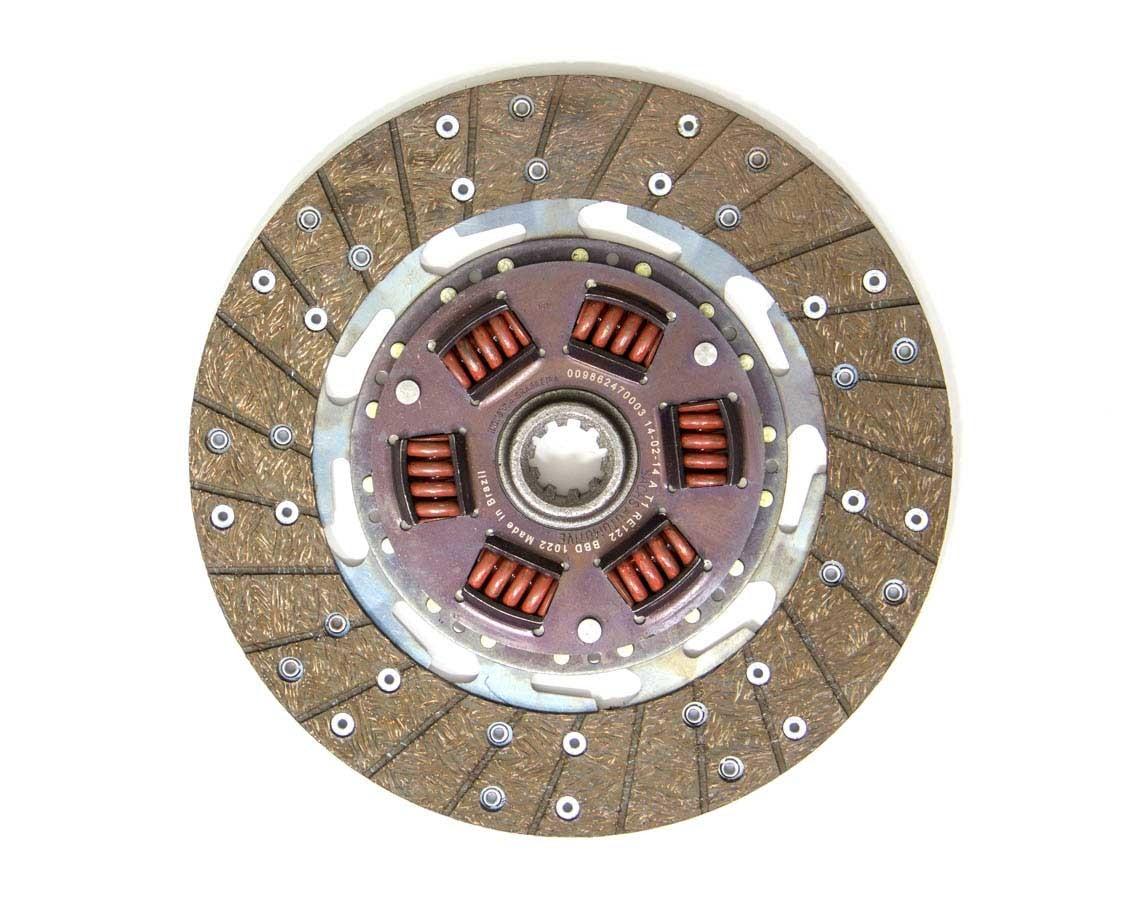 Centerforce 280490 Clutch Disc, Centerforce, 10 in Diameter, 1-1/16 in x 10 Spline, Sprung Hub, Organic, Ford, Each