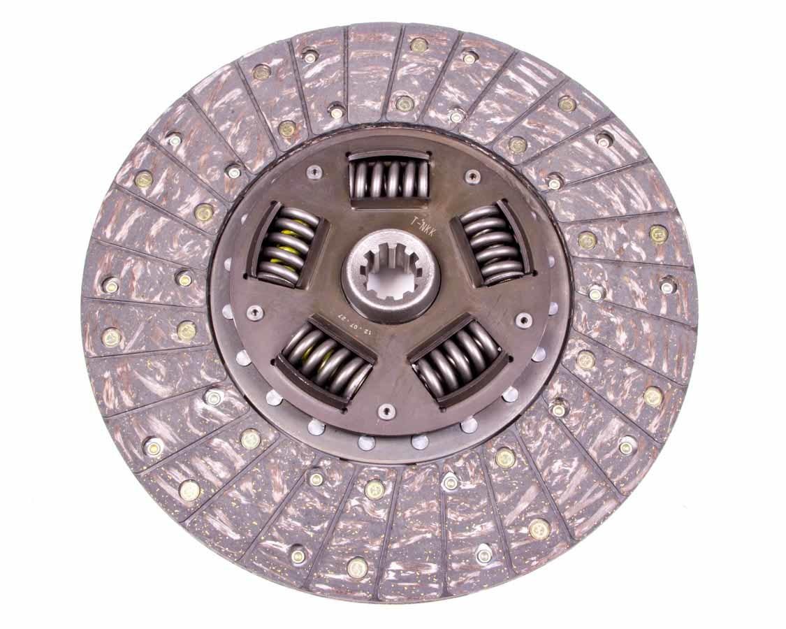 Centerforce 380800 Clutch Disc, Centerforce, 11 in Diameter, 1-1/16 in x 10 Spline, Sprung Hub, Organic, Ford Modular, Ford Mustang 1999-2004, Each