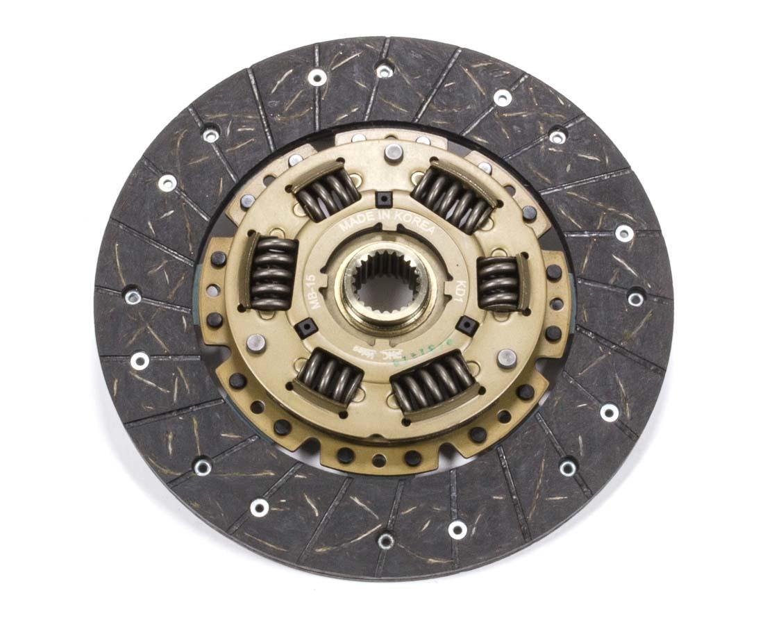 Centerforce 381009 Clutch Disc, Centerforce, 8-7/8 in Diameter, 1 in x 23 Spline, Sprung Hub, Organic, Ford / Mazda, Each