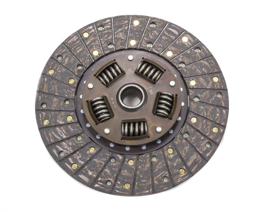 Centerforce 381017 Clutch Disc, Centerforce, 11 in Diameter, 1-1/8 in x 26 Spline, Sprung Hub, Organic, GM LS-Series 1997-2005, Each