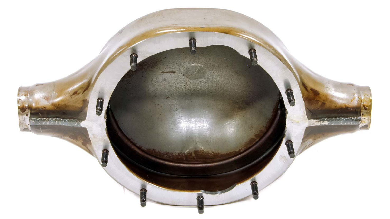 Currie Enterprises CE-2000NC Axle Housing Center, Hot Rod Housing, Steel, Natural, Ford 9 in, Each