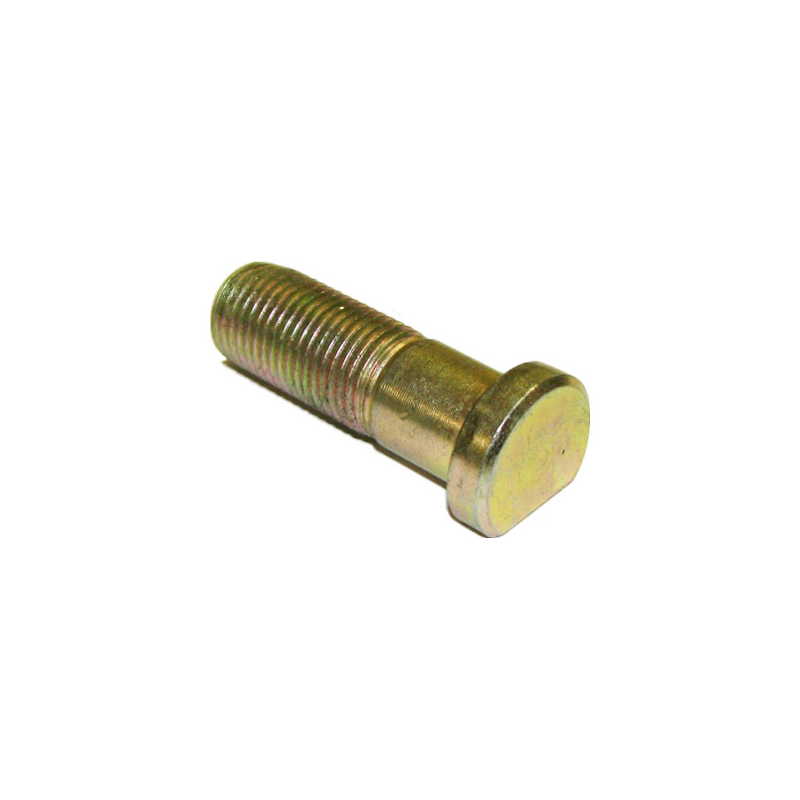 Currie Enterprises CE-2010E T-Bolt, 1/2-20 in Thread, Steel, Zinc Oxide, Backing Plate, Ford 9 in, Each
