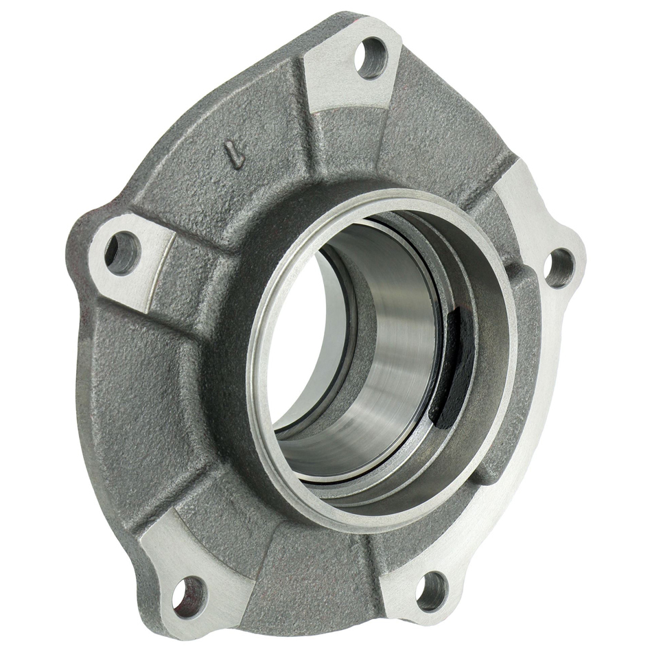 Currie Enterprises CE-4033N Pinion Support, Standard, Race Installed, Ductile Iron, Natural, 28 Spline, Ford 9 in, Each