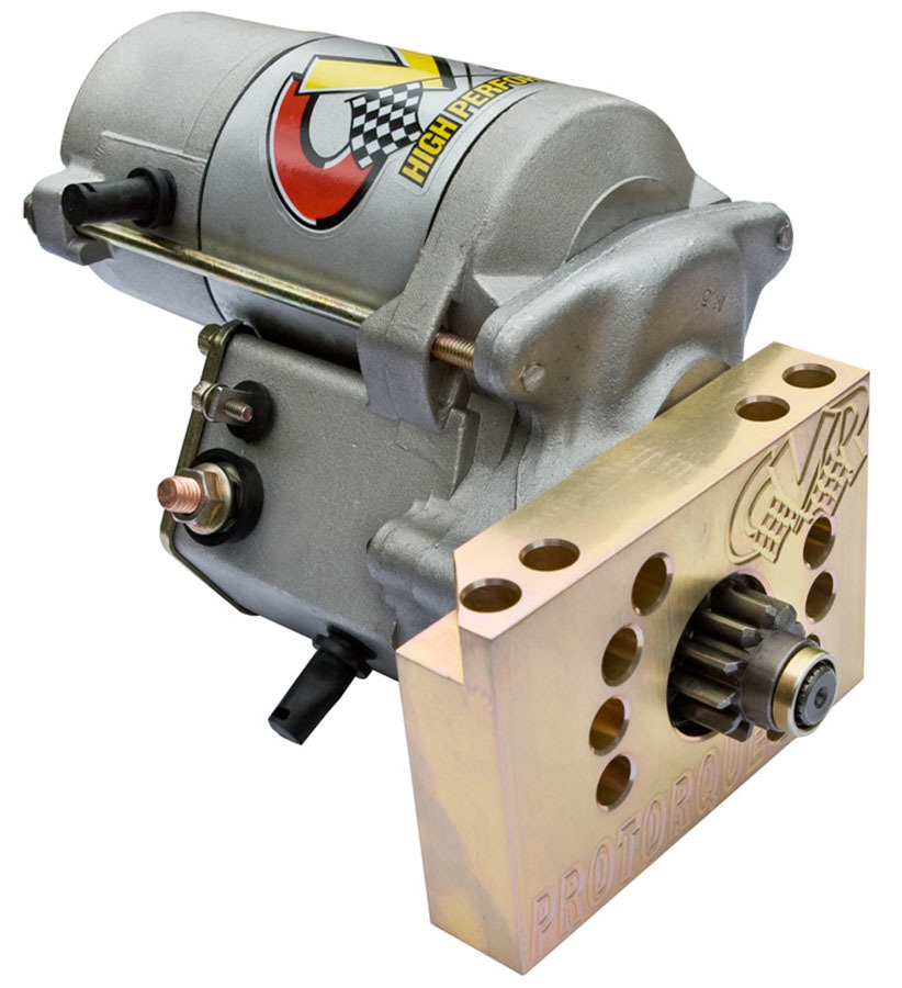 Chevy Max Protorque Starter 168 Tooth 3.1 HP