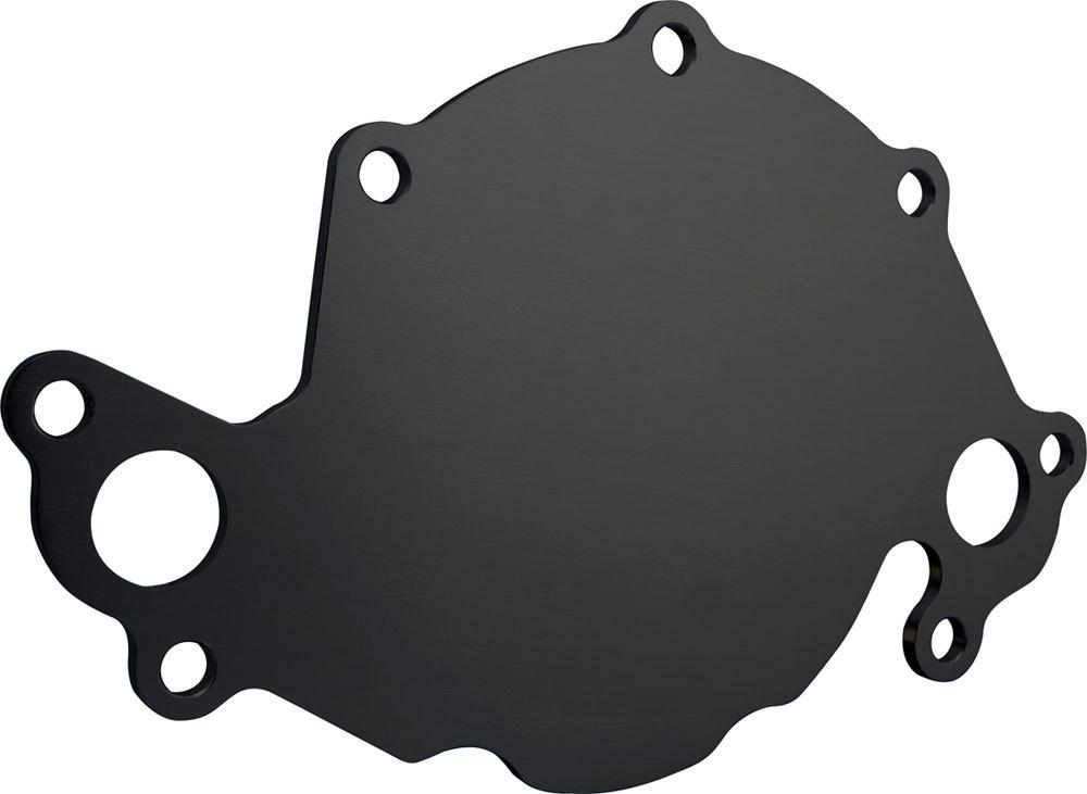 Back Plate Water Pump - SBF Black