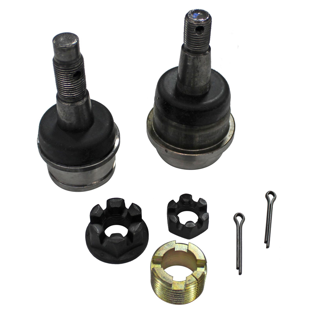 Dana-Spicer 2007354 Ball Joints, Front, Includes Upper and Lower, Hardware Included, Jeep 1999-2018, Kit