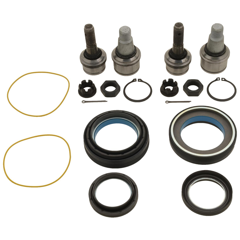 Dana-Spicer 2020314 Ball Joints, Driver / Passenger Side, Upper / Lower, Hardware Included, Dana 50 / 60, Kit