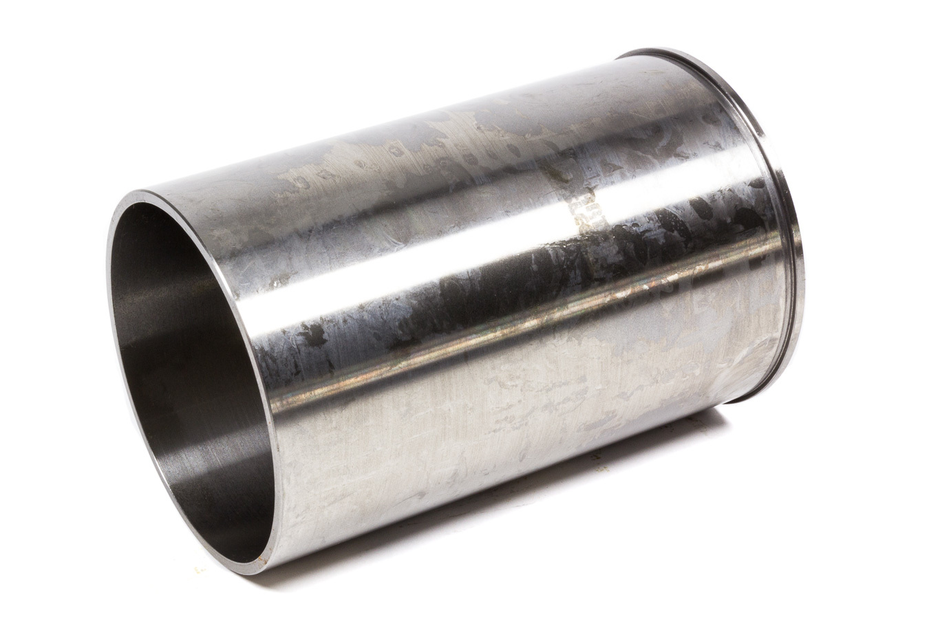 Darton Sleeves 100-3138 Cylinder Sleeve, 4.090 in Bore, 6.750 in Height, 4.375 in OD, 0.143 in Wall, Steel, Small Block Chevy, Each