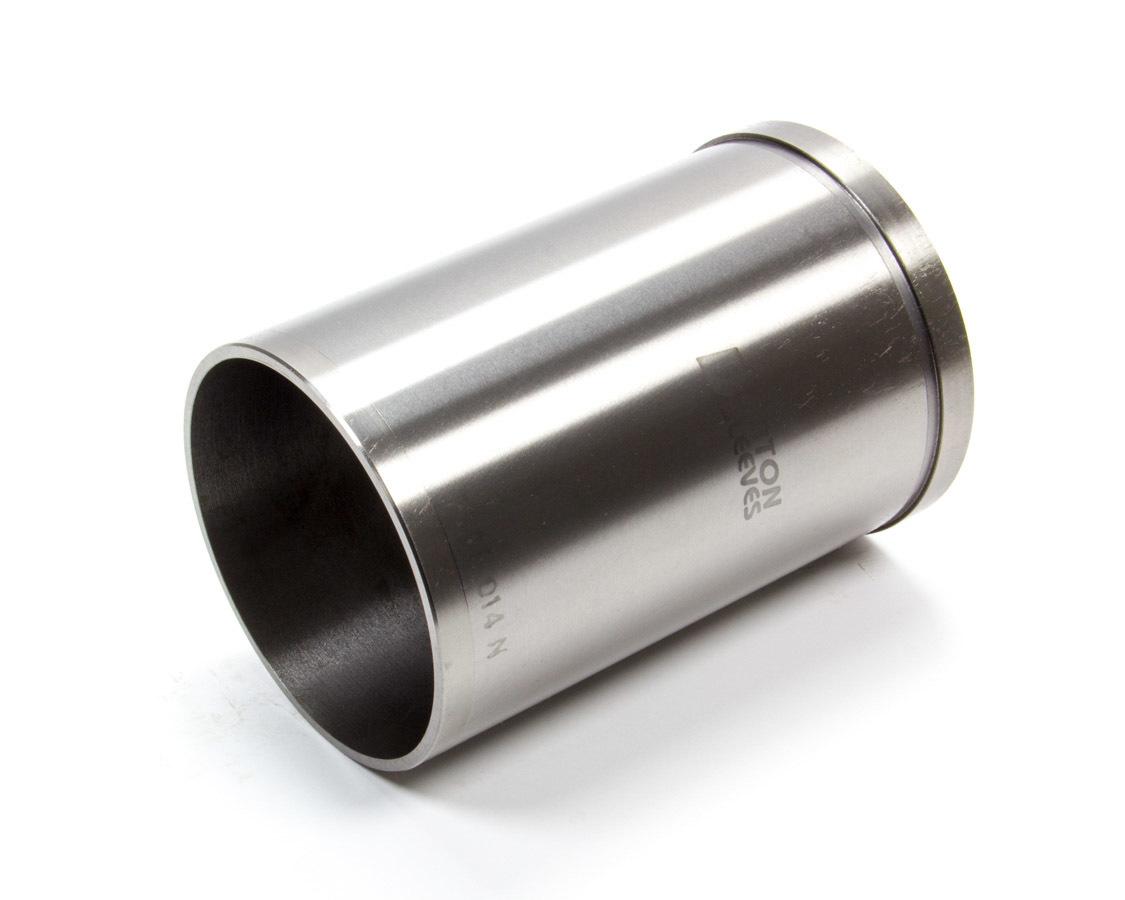 Darton Sleeves 300-018 Cylinder Sleeve, 3.415 in Bore, 5.500 in Height, 3.650 in OD, 0.118 in Wall, Steel, Honda 4-Cylinder, Each