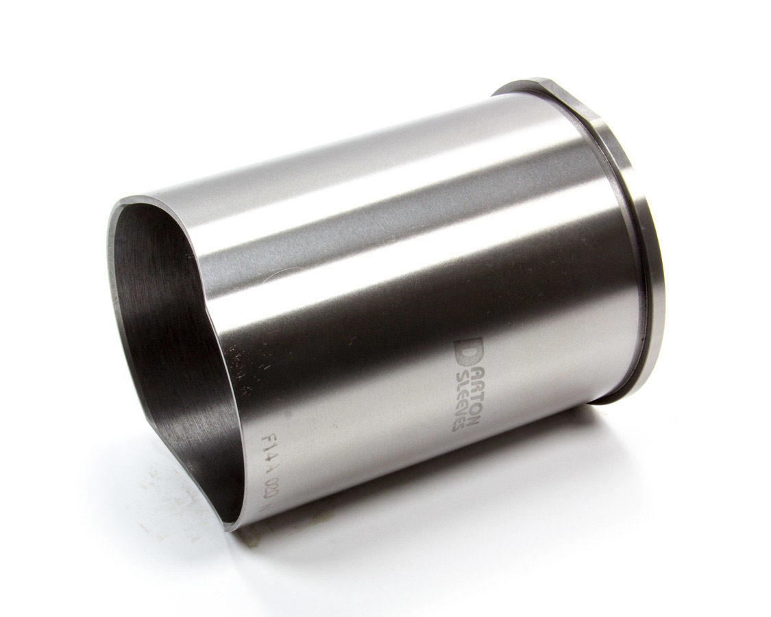 Darton Sleeves 300-022 Cylinder Sleeve, 4.110 in Bore, 5.800 in Height, 4.310 in OD, 0.100 in Wall, Steel, GM LS-Series, Each