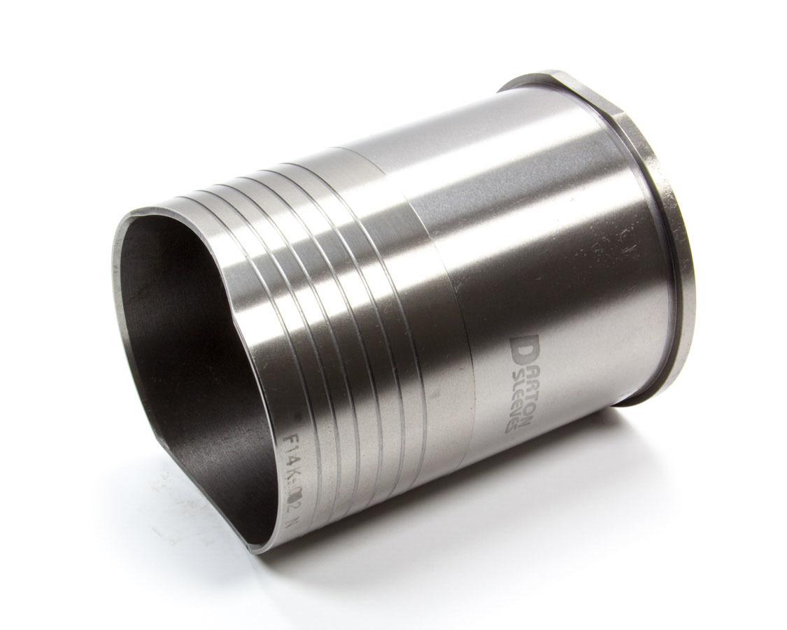 Darton Sleeves 300-027-DF Cylinder Sleeve, 4.110 in Bore, 5.800 in Height, 4.325 in OD, 0.108 in Wall, Steel, GM LS-Series, Each